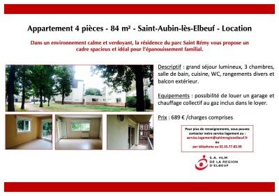 Appartement Saint Rémi
